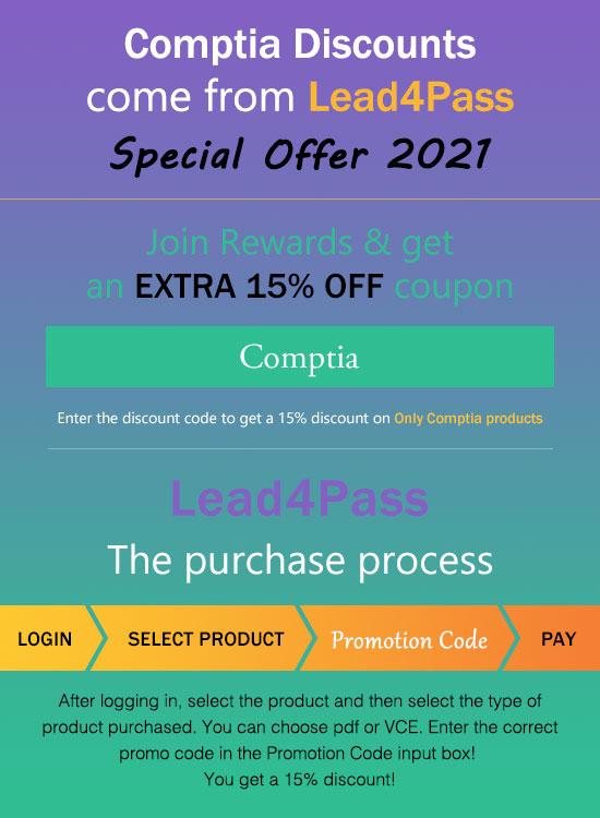 comptia discount code